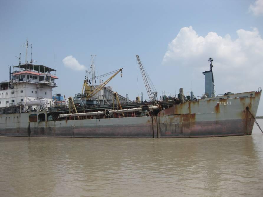 Pengumuman Penjualan Kapal Keruk Milik PT Pengerukan Indonesia