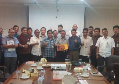 Pelatihan Sertifikasi  ISO, OHSAS Terintegrasi