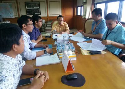 Penandatanganan Perjanjian Dengan PT Karya Teknik Sentosa dan PT Surya Sealindo Teknologi