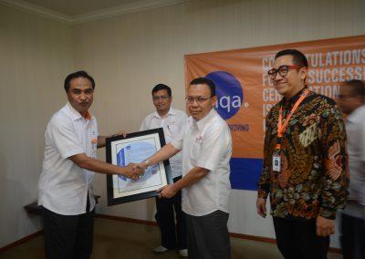 Penyerahan ISO 14001;2015