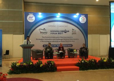 Sambutan Opening Ceremony Pameran