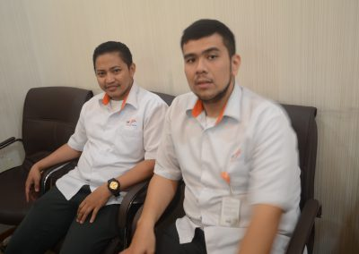 Staff IT dan Hukum