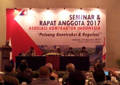 Seminar dan Rapat Anggota AKI 2017